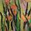 Thumbnail: Orange Flowers (Unframed)