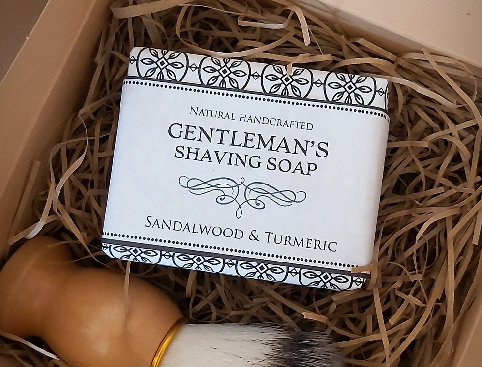 Gentleman's Eco-Friendly Shaving Set