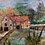 Thumbnail: Hand Felted picture of Sturminster Newton Mill