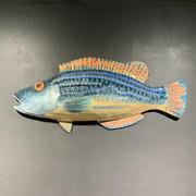 Sue Baker - Papiermache Fish