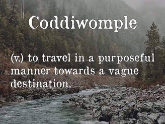 Coddiwompling