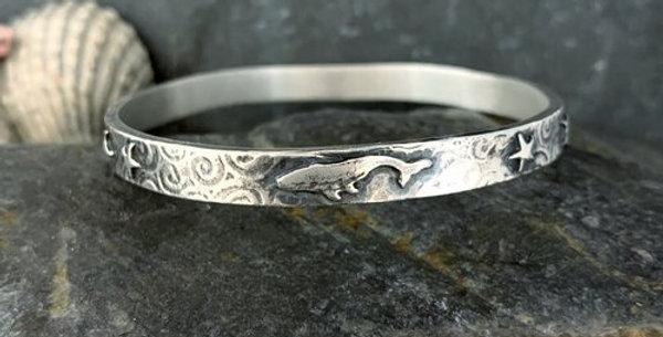 Starry Whale Bracelet