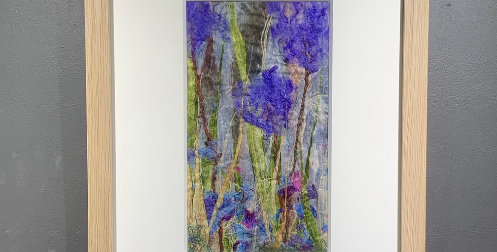 Medium Portrait Silk Flowers