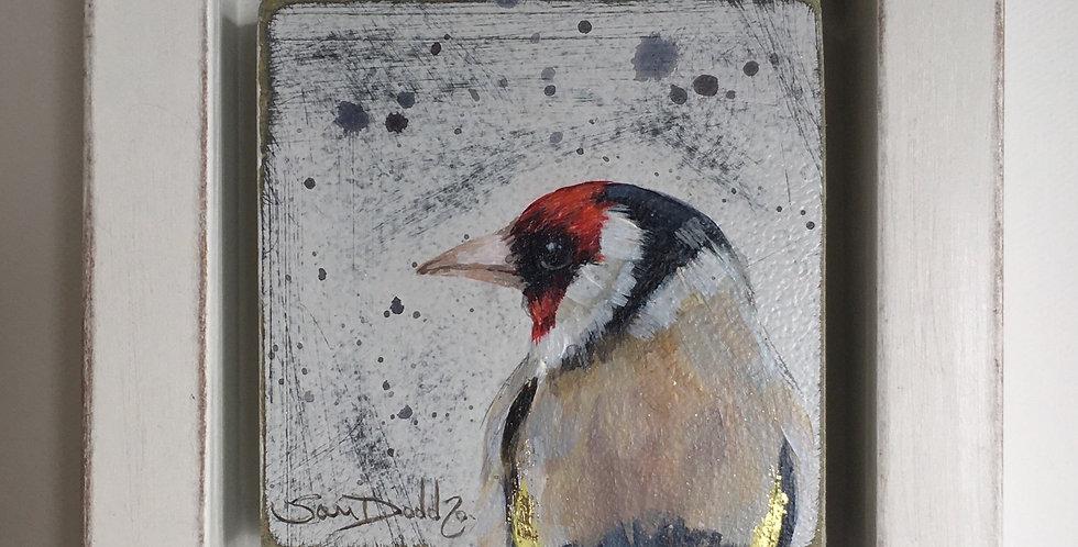 Small Framed Originals - Sam Dodd
