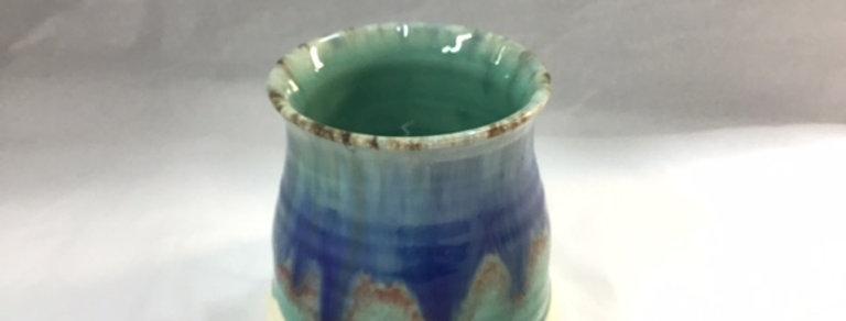 Small Porcelain Pot