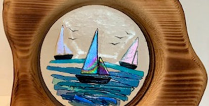 Boats in Wood