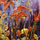 Thumbnail: Red Lilies  - Mulberry Silk