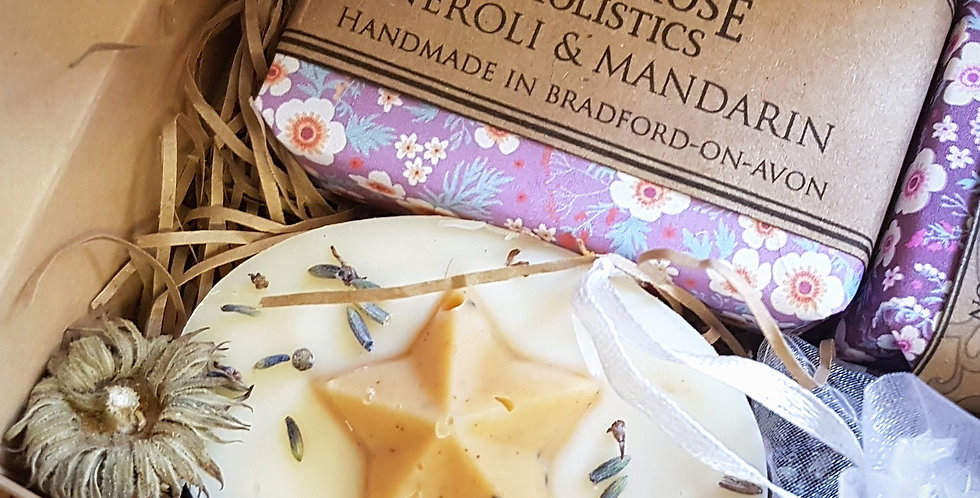 Large Artisan Soap Gift Box