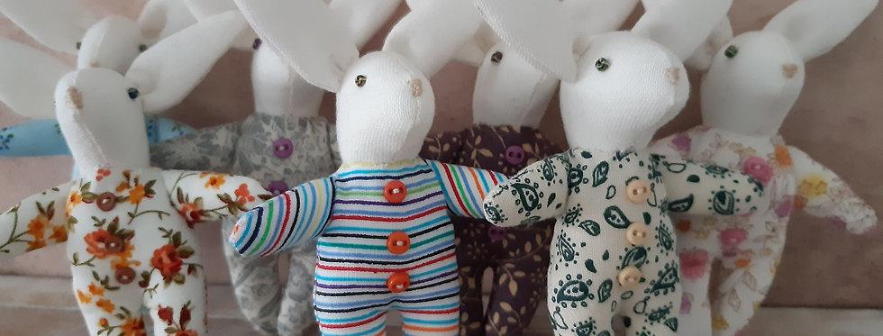 Bunnies in Onesies