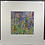 Thumbnail: Medium Square Silk Flowers (Unframed)