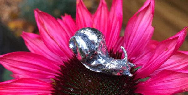 Snail Charm - Bruce