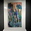 Thumbnail: Large Silk Flower Portrait (Unframed)