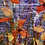 Thumbnail: Red Flowers against Purple