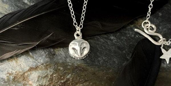 Owl Necklace - Minnie