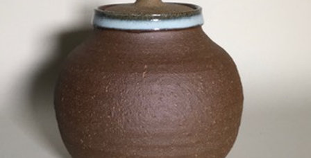 M10 Lidded Jar