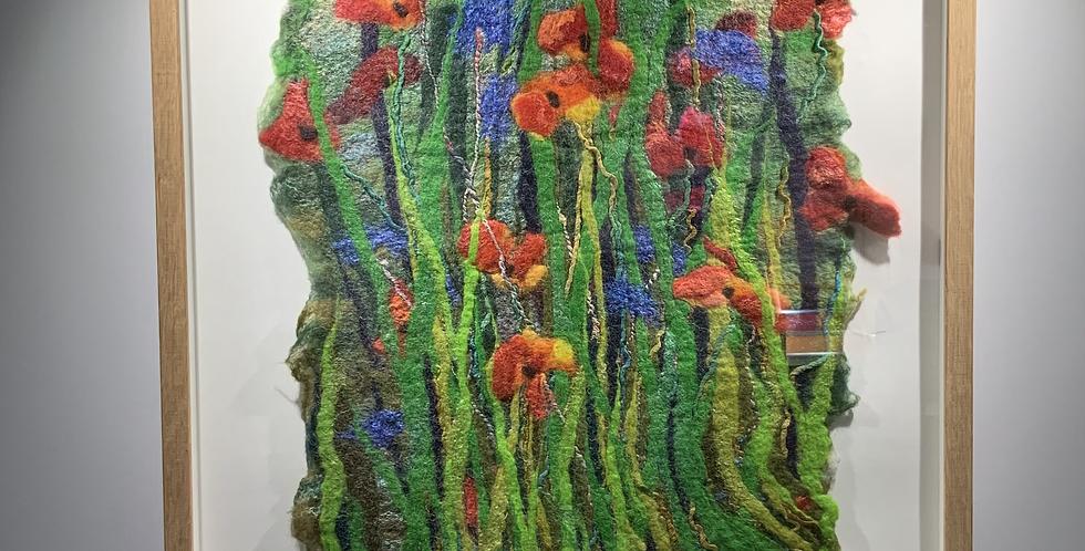 Poppies and Cornflowers