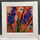 Thumbnail: Small Square Silk Flowers (Unframed)