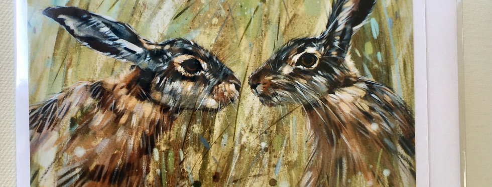 Hare Cards