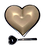 Thumbnail: Heart Dishes with Heart Spoon