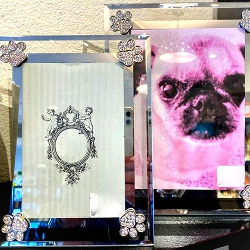 Crystal Dog Frames