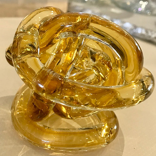 Glass Accent Orbit