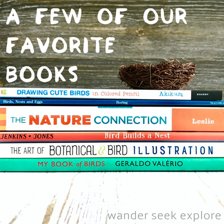 These Are a Few of Our Favorite Books