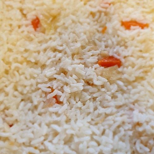 Задушен ориз с масло 100гр.