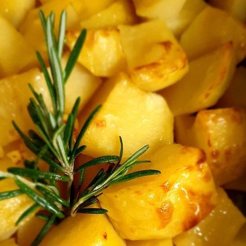 Картофки на фурна с розмарин 200гр.