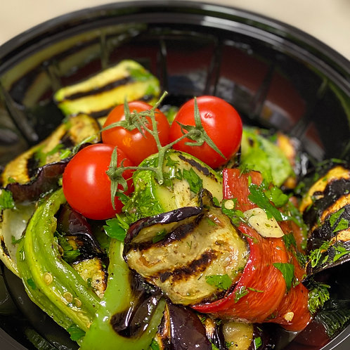 Зеленчуци на BBQ 100гр.