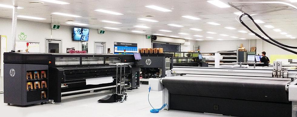 print production floor