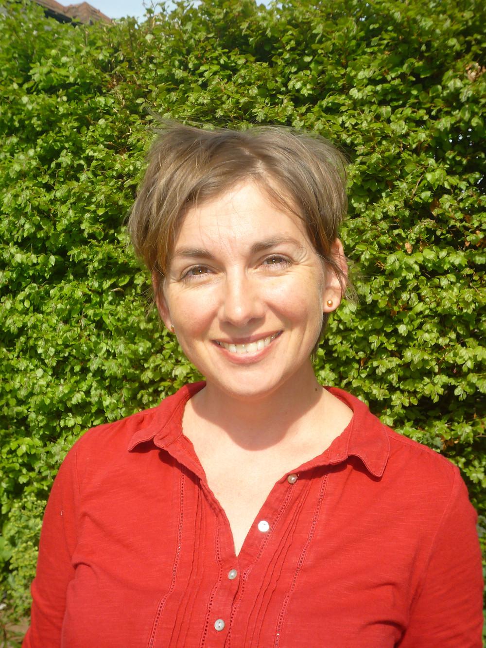 Esther Wolff the Gardener's Friend