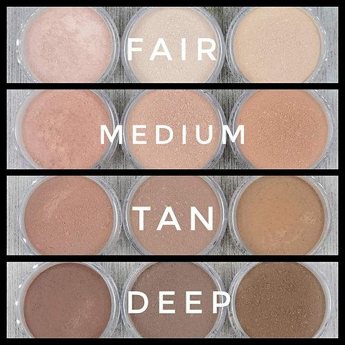 Plain Jane Cosmetics Airbrushing Powder