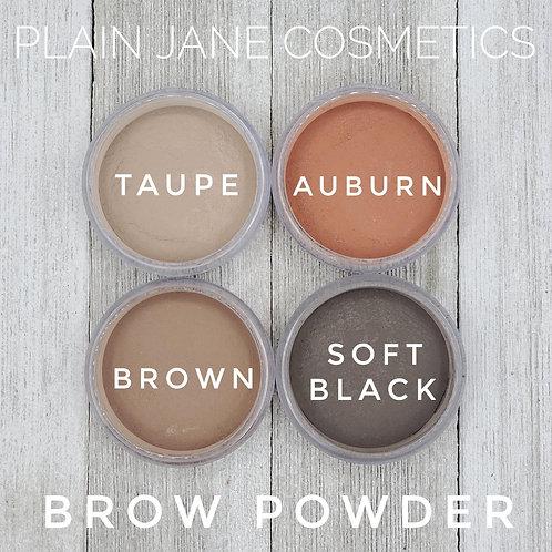 Plain Jane Cosmetics Brow Powder