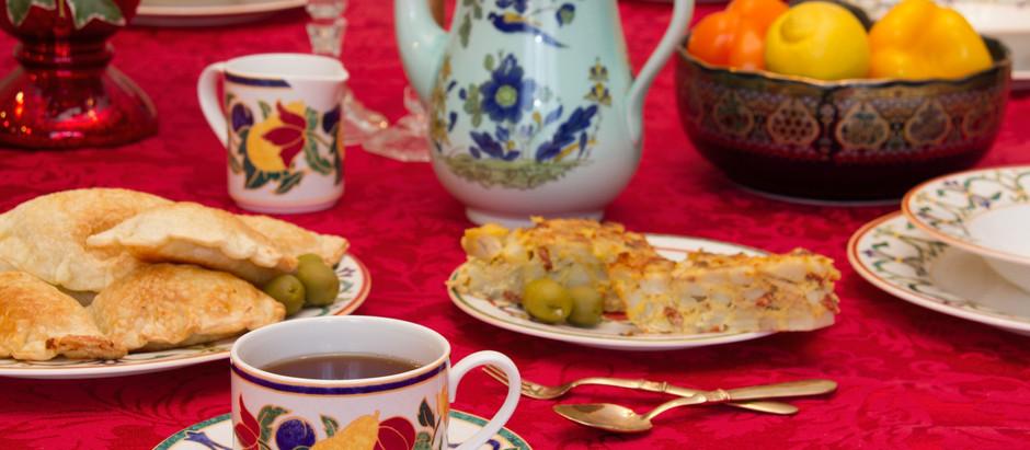 Té en España (Tea in Spain)