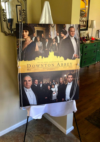Welcome to Downton Abbey
