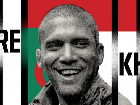 Khaled Drareni vapautettava terveyssyistä