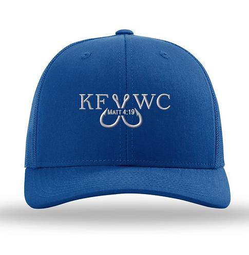 KFWC Logo Truckers Cap In Box