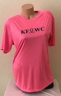 KFWC Short Sleeve Ladies Performance Shirt just $18