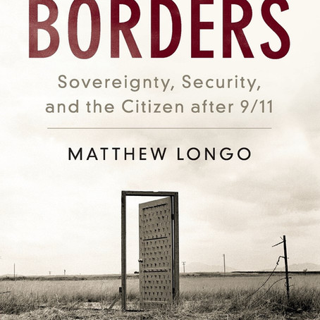 Review: The Politics of Borders, by Matthew Longo