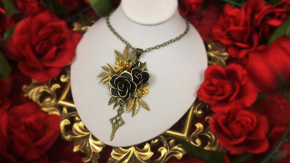 Rose Garden Necklace D2719