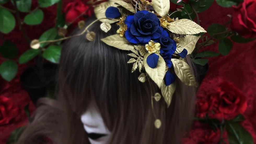 Rose Garden Headband D28191