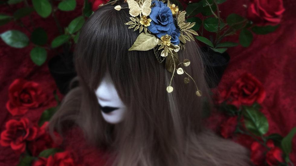 Rose Garden Headband D28192