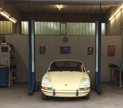 Porsche 912 Service