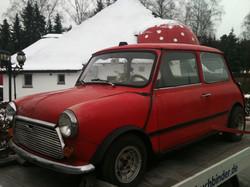 Mini 1300 Baujahr 1972