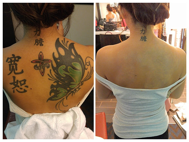 TATTOO COVER UPS | Makeup by Sara Wilhelm | United States