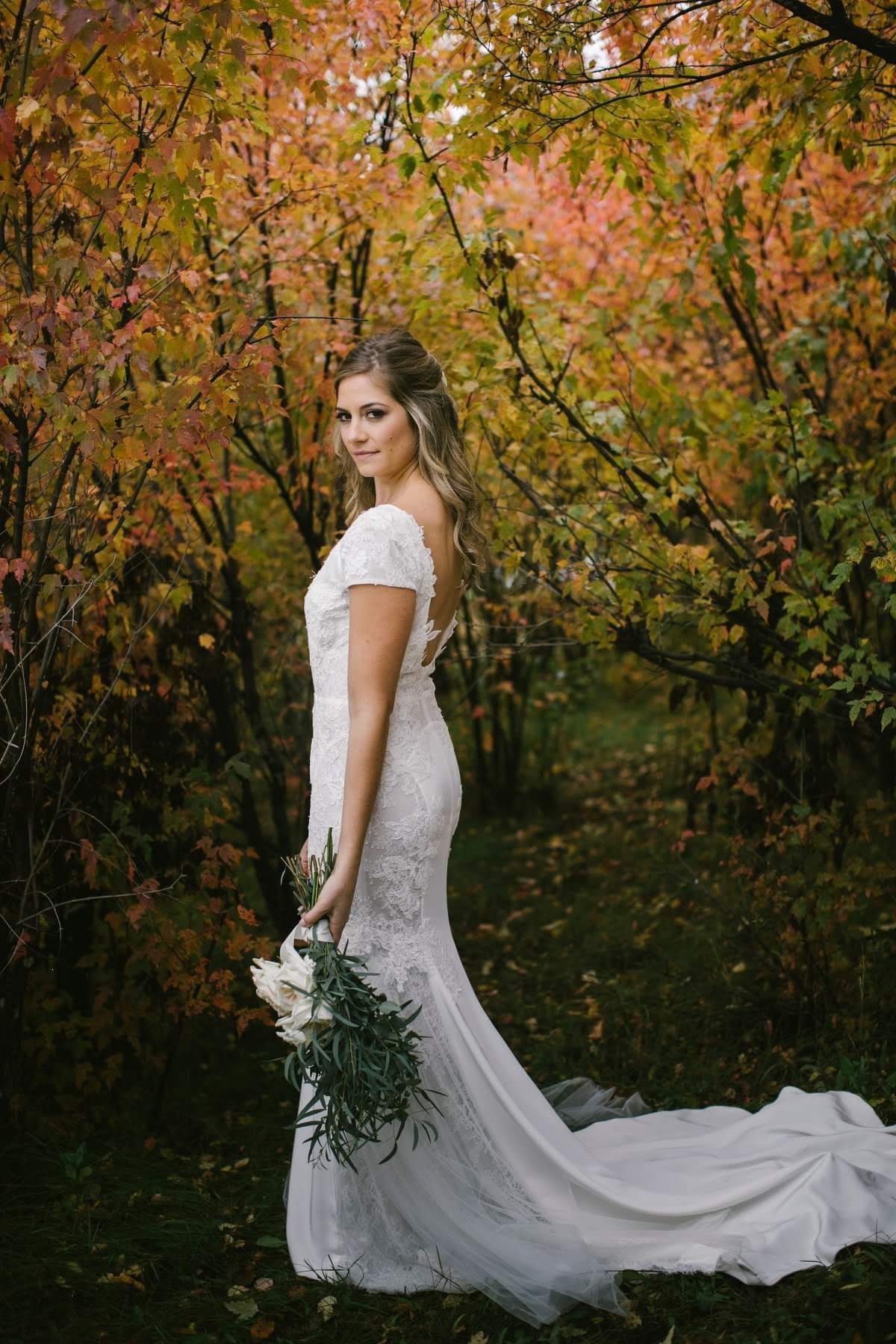 Bridal Makeup MN