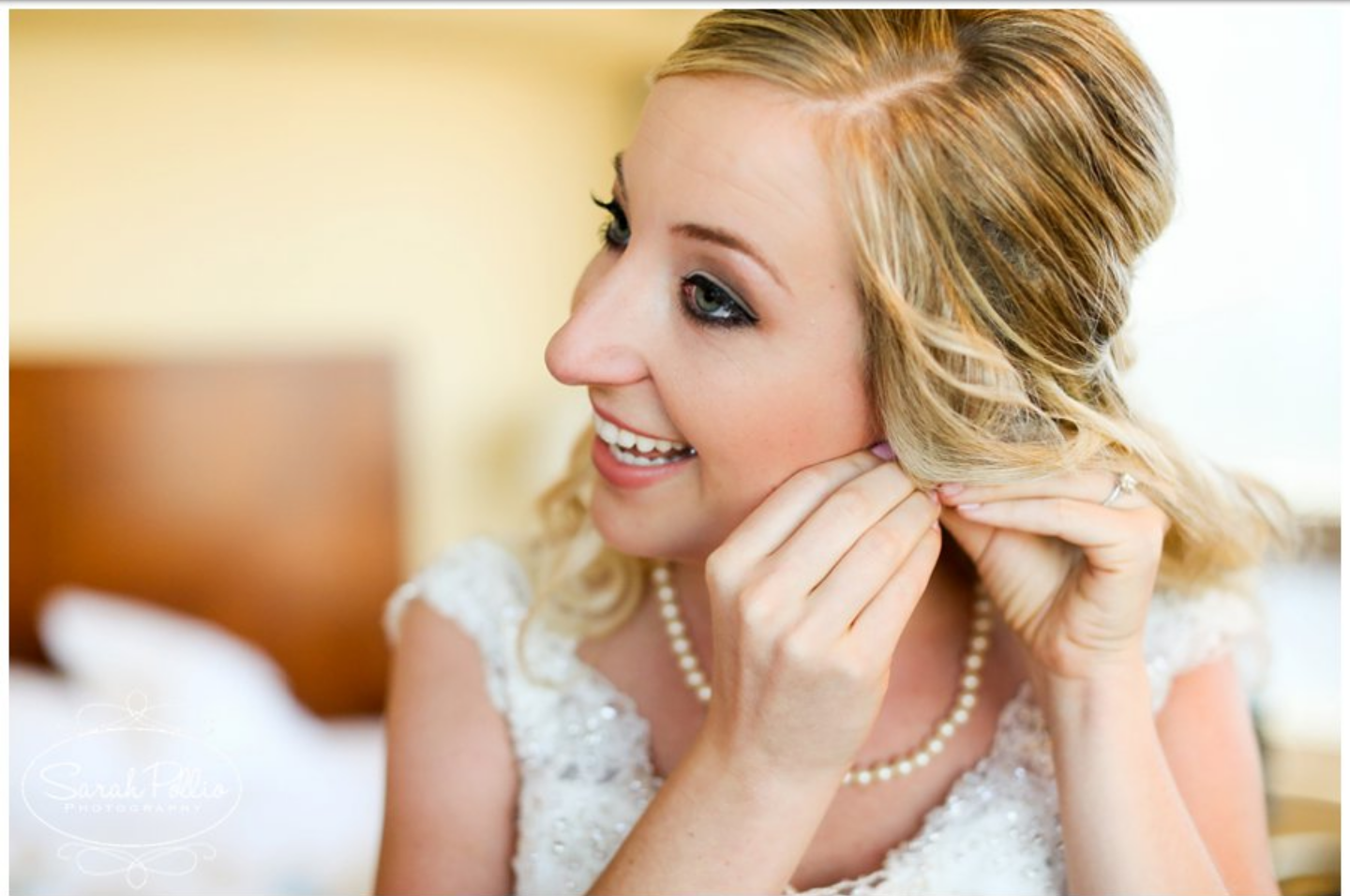 Bridal Airbrush Makeup