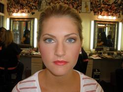 Red carpet makeup