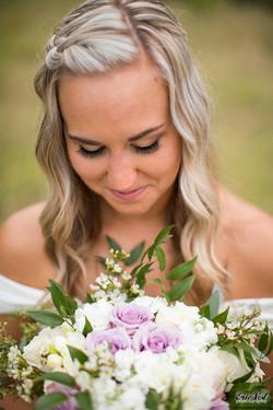 Natural Bridal Airbrush Makeup
