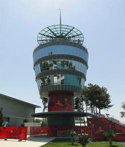 The-First-European-Games-Mingachevir---Tower.png